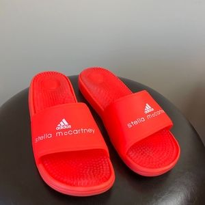 Adidas Stella McCartney Coral Pool Slides